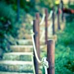 Gartenmöbel aus Schmiedeeisen Kunsthandwerk gemacht