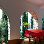 Terrasse am Gardasee