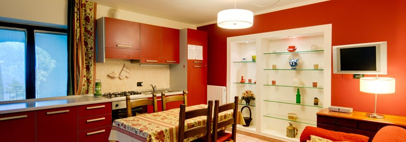 Wohnung Familien für 2 Erwachsene + 3 Kinder