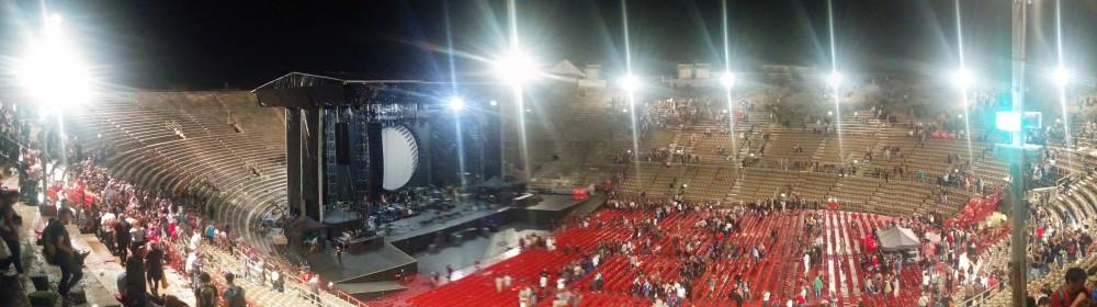 David Gilmour torna in Arena in Luglio