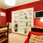 Family apartment up to 2 adults and 3 children