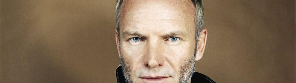Sting en concert à l'Arena de Verone: 8 Juillet 2013